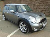 2007 (57) MINI CLUBMAN COOPER S 1.6 PETROL MANUAL 175BHP IMMACULATE CONDITION