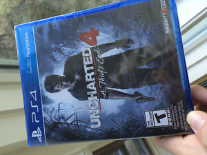 Uncarted 4 Ps4