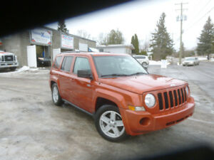 2010 Jeep Patriot Wagon