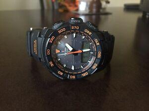 Casio PRG-550 ProTrek solar watch Belleville Belleville Area image 2