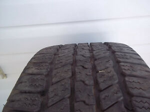 8 Bolt rim and tire for 3/4 or 1 ton chev / GMC Windsor Region Ontario image 2