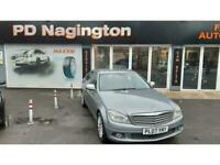 2007 Mercedes-Benz C Class Elegance Saloon Diesel Automatic