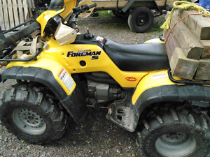 honda foreman S for sale