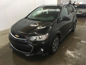 Chevrolet Sonic LT RS Hatchback MAGS Bluetooth 2017