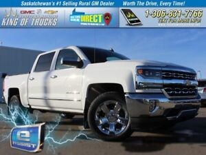 2018 Chevrolet Silverado 1500 LTZ E-Assist Leather