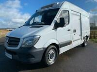 Mercedes-Benz Sprinter 2.1 CDI 313 High Roof Panel (LWB) Twin Evap Fridge/Freeze