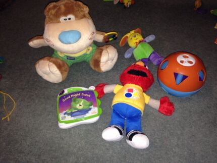 Toddler Toys St Agnes Tea Tree Gully Area Preview