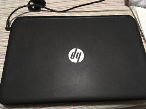 HP 15 laptop in great condition Windows10+Laptop Backpack