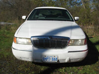 1998 Mercury Grand Marquis Sedan