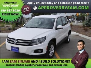TIGUAN - APPLY WHEN READY TO BUY @ APPROVEDBYSAM.COM