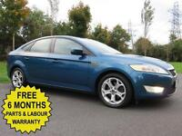 **2008 FORD MONDEO 1.8 TDCI** ZETEC **LOW MILES F.S.H **STUNNING CAR