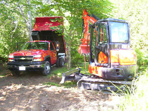 Ron Dorcas Mini Excavating Services