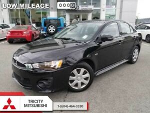 2016 Mitsubishi Lancer ES  - Bluetooth - Low Mileage