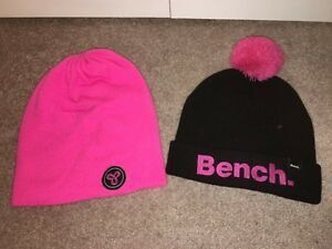 TNA and Bench Winter Toques