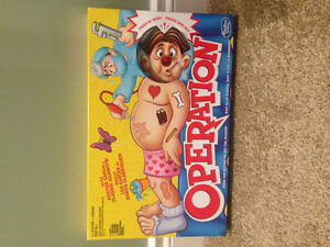 Brand New Never Used Operation Game
