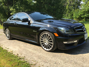 2013 Mercedes-Benz C63 AMG Coupe **8,600KM**