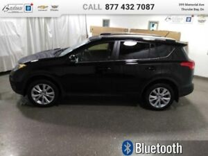 2013 Toyota RAV4 Limited  - Sunroof -  Heated Seats - $231.36 B/