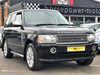 2007 Land Rover Range Rover 4.2 V8 Supercharged Vogue SE 5dr Petrol black Automa