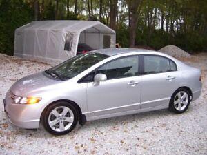 2007 Honda Civic LX Sedan