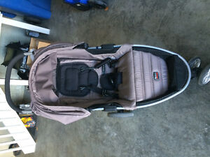 Britax B-agile Stroller with Tray in Excellent Condition