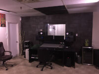 35 an hour Recording studio book your time today