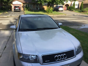 2005 Audi Quattro 1.8 Turbo