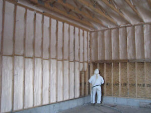 Spray Foam Inulation Kitchener / Waterloo Kitchener Area image 2
