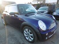 2005 Mini Hatchback 1.6 One 3dr 3 door Hatchback