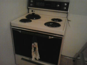 30 in electric range