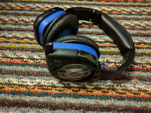 SONY PLAYSTATION AFTERGLOW A9 BLUETOOH HEADSET