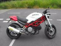 2007 Ducati 600 Monster