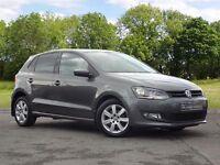 Volkswagen Polo 1.2 TDI Match 5dr (grey) 2012