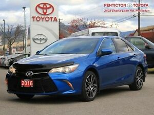 2016 Toyota Camry SE  -Touch Screen,Backup Camera
