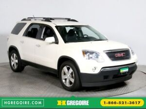 2012 GMC Acadia SLT1 AWD CUIR MAGS 8PASSAGERS