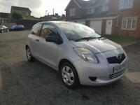 Toyota Yaris 1.0 VVT-i Ion 2007 56 cheap tax and insurance