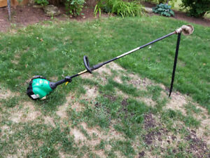 Gas electric Weedeater/edging. Get rid of weed easily tool