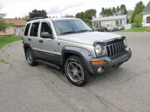 Jeep Liberty Rocky Mountain 4X4