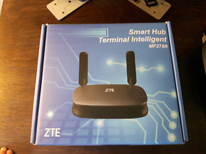 ZTE MF275R Smart Hub - Telus
