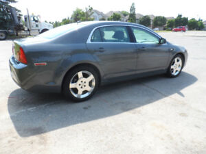 2008 Chevrolet Malibu Sedan, Runs Excellent, Well Maintained
