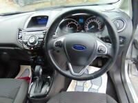 2013 Ford Fiesta 1.6 TITANIUM 5d 104 BHP Hatchback Petrol Semi Automatic