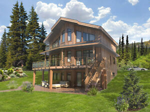 THINKING ABOUT BUILDING A GREEN HOME OR COTTAGE?