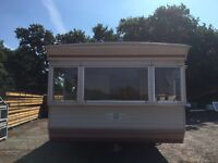 Static caravan 3 bedroom for sale off site location Shropshire