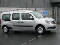 MERCEDES CITAN 109 CDI TRAVELINER NO VAT Silver Manual Diesel, 2014