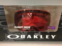 Oakley Flight Deck Snow Goggle prism rose