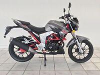 New 2016 Lexmoto Venon 125