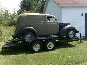 Ford Delivery 1937