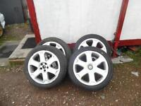 AUDI S3 ALLOYS 17INC ALLOYS seat/vw/audi/skoda