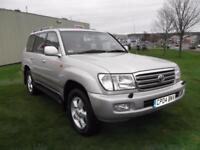 Toyota Land Cruiser Amazon 4.2TD auto