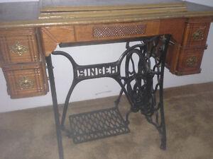 Machine à coudre singer antique sewing machine