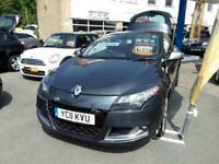 2011 Renault Megane 1.4 16V TCE GT Line TomTom 3dr COUPE Petrol Manual